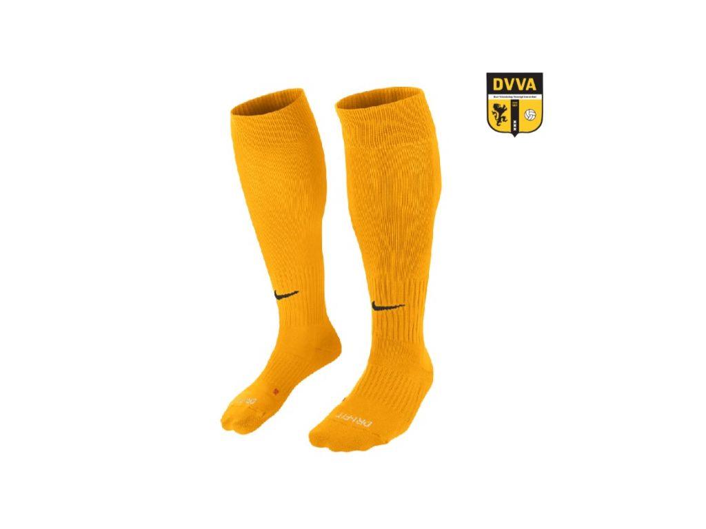 DVVA Nike - UNISEX CLASSIC II SOCK Heldergeel