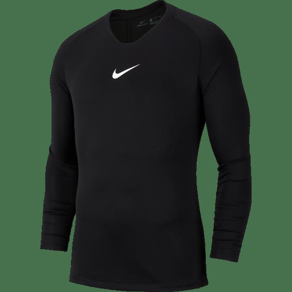 DVVA Nike - PARK FIRST LAYER JSY LS Zwart