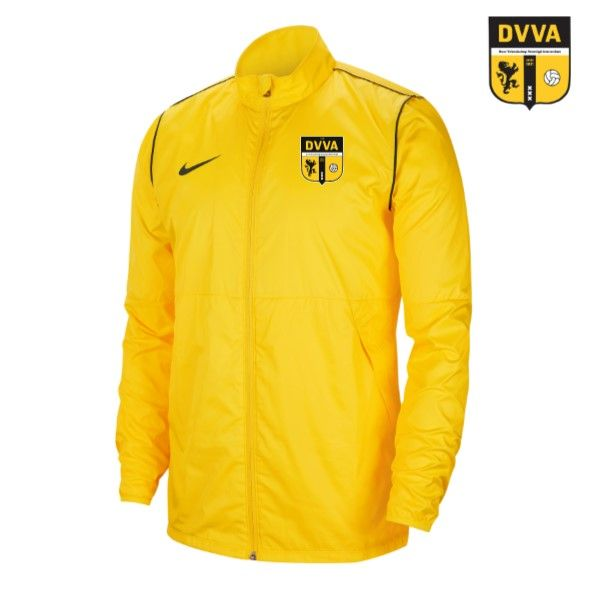 DVVA Nike Park 20 Rain Jacket Geel